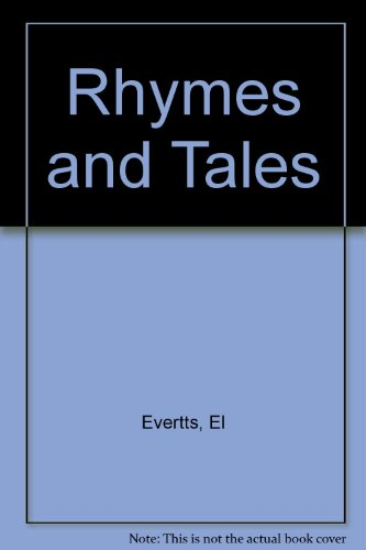 9780030828508: Rhymes and Tales