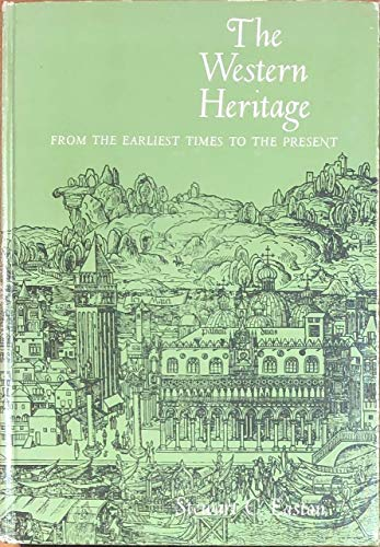 9780030828645: The Western Heritage: From the Earliest Time to the Present