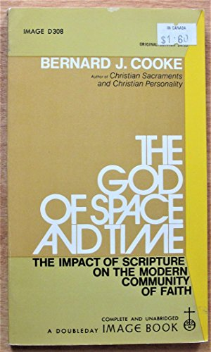 9780030830433: The God of Space and Time