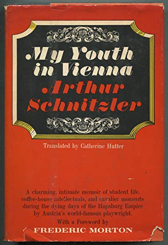 9780030831485: My Youth in Vienna