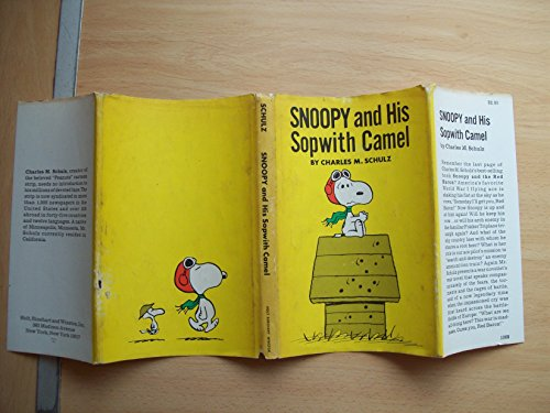 9780030831775: Snoopy and His Sopwith Camel (Peanuts)