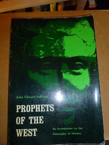 9780030831843: Prophets of the West