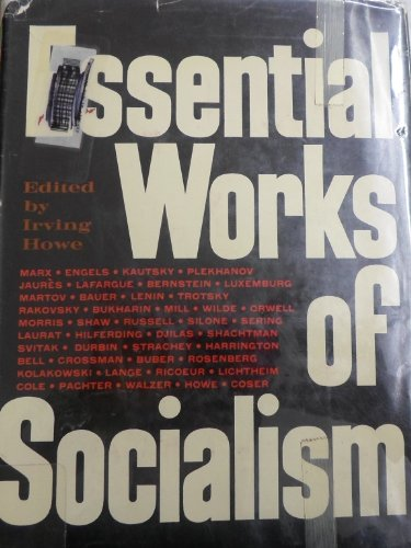9780030832635: Essential works of socialism