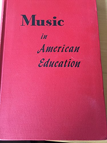 Music in American education, past and present: Tellstrom, A. Theodore