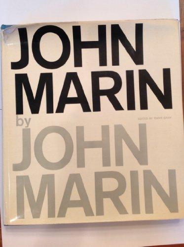 John Marin by John Marin: John Marin