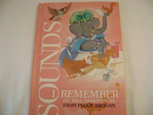 9780030844096: Sounds I Remember