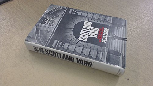 9780030845239: Scotland Yard;: A study of the metropolitan police