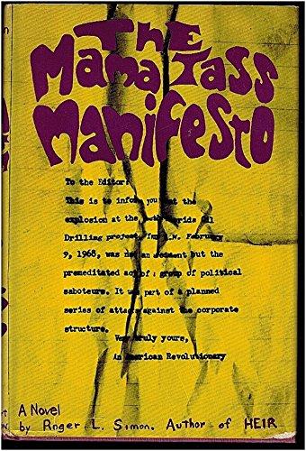 9780030845284: The Mama Tass manifesto,: A novel,