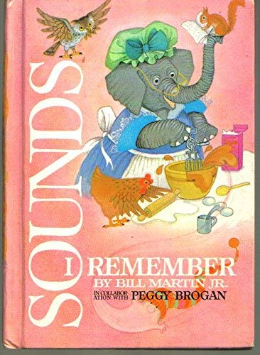 9780030845697: Sounds I remember, (Sounds of language)