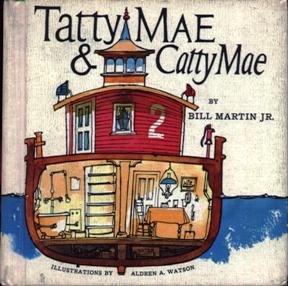 9780030845789: Tatty Mae & Catty Mae,