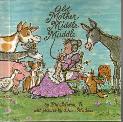 9780030845895: Old Mother Middle Muddle, (A Bill Martin instant reader)