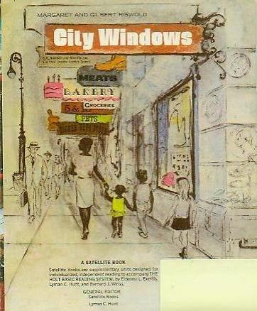 9780030846632: City Windows (Satellite Books)