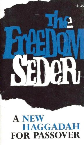 9780030846816: The Freedom Seder, a New Haggadah for Passover
