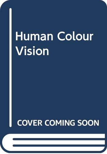 9780030846823: Human Colour Vision