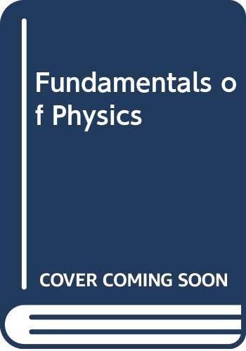 9780030847479: Fundamentals of Physics