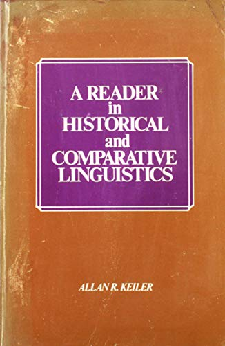 9780030848940: A Reader in Historical and Comparative Linguistics