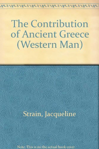 The Contribution of Ancient Greece