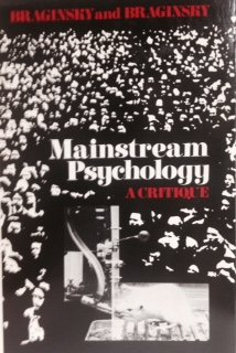 9780030850035: Mainstream Psychology