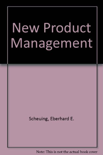 9780030850042: New Product Management