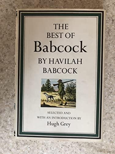 The best of Babcock: Babcock, Havilah
