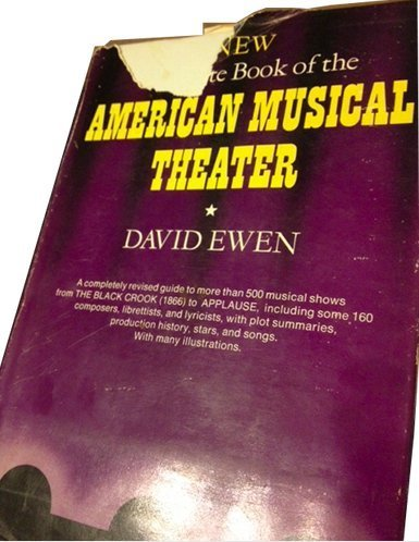 9780030850608: New Complete Book of the American Musical Theater.