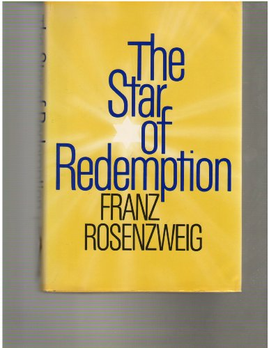 9780030850776: STAR OF REDEMPTION (LITTMAN LIBRARY OF JEWISH CIVILIZATION)