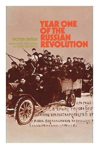 9780030850806: Year One of the Russian Revolution.