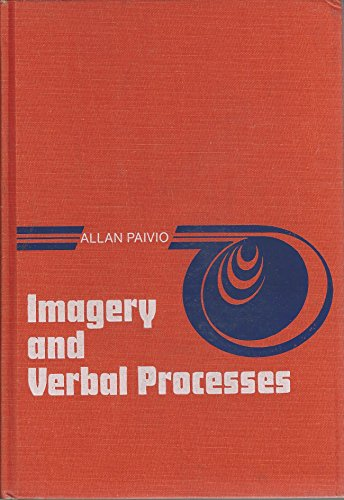 9780030851735: Imagery and verbal processes