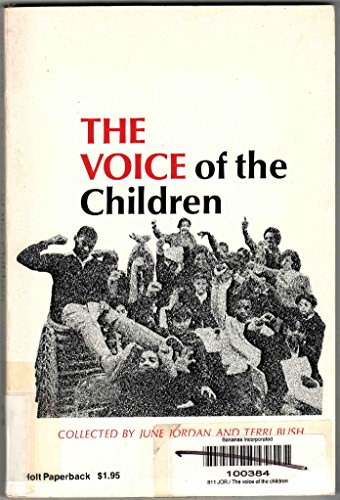 The Voice of the Children: June Jordan