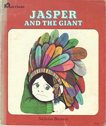 9780030852015: Jasper and the giant