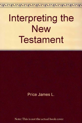 9780030852619: Interpreting the New Testament