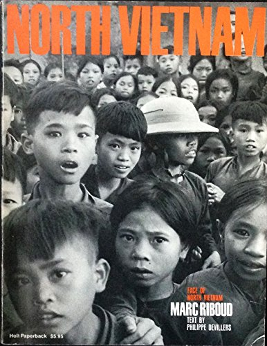 9780030853265: North Vietnam: Face of North Vietnam -- First 1st Edition