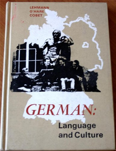 9780030853661: German--language and culture