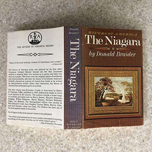 The Niagara: Braider, Donald