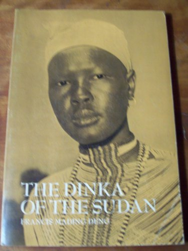9780030855504: The Dinka of the Sudan (Case Studies in Cultural Anthropology)