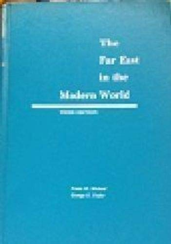 9780030855559: The Far East in the Modern World