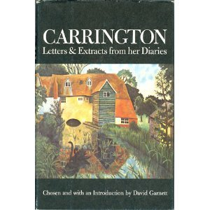 9780030856594: Carrington : Letters and Extracts from her Diaries
