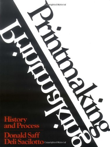 9780030856631: Printmaking: History and Process