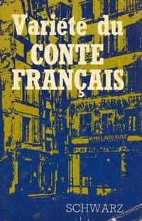 9780030857027: Variet� du conte fran�ais
