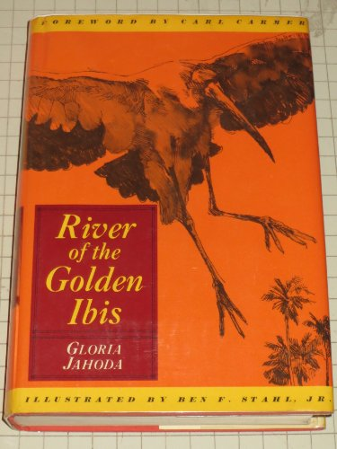9780030857638: River of the Golden Ibis