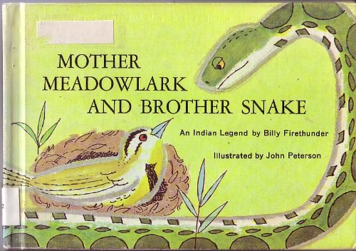 9780030858239: Mother Meadowlark and Brother Snake Ind Lg