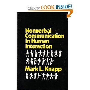 9780030858628: Nonverbal Communication in Human Interaction