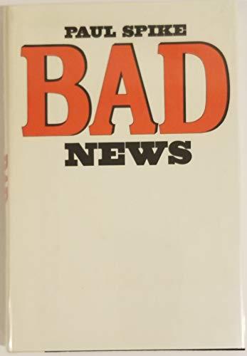 Bad news: Paul Spike