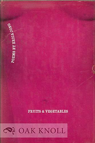 9780030859984: Fruits & vegetables;: Poems