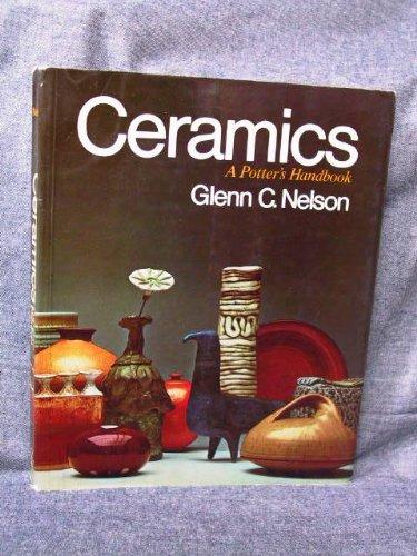 9780030860003: Ceramics: A Potter's Handbook