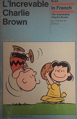 9780030860140: Increvable Charlie Brown