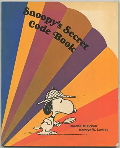 9780030860690: Snoopy's secret code book