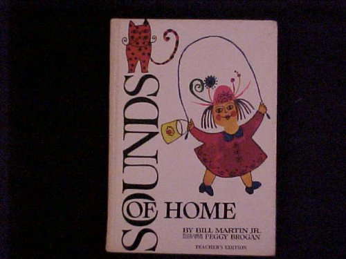 9780030861925: Sounds of Home Teacher's Edition 0030861926 by Bill Martin Jr / Holt Sounds of Language Reading Program