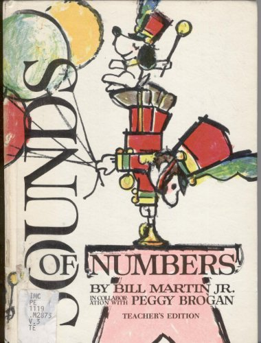Sounds of Numbers: Bill Martin Jr.,
