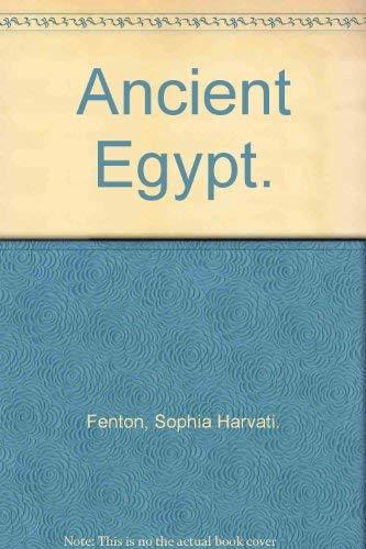 9780030862298: Ancient Egypt.